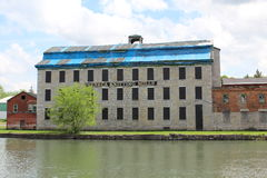 Seneca Knitting Mills Royalty Free Stock Photo