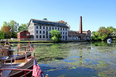 Seneca Mills Royalty Free Stock Photos