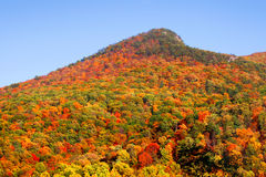 Seneca rocks Stock Image