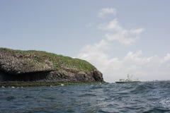 Senegal, isle de la Madeleine Royalty Free Stock Photography
