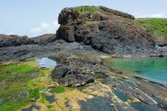 Senegal,isle de la Madeleine Stock Image