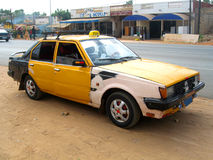 Senegalese taxi Stock Foto