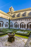 Senenque-Abtei Stockbild