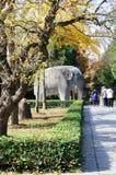Senery di autunno Fotografie Stock