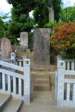 Sengaku籍寺庙 库存图片