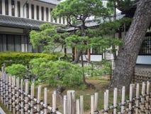 Sengakuji-Tempel, Tokyo, Japan, Gräber von 47 Ronins Lizenzfreie Stockfotografie
