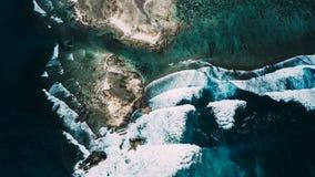 Senggigi-Insel, Lombok, Indonesien Stockfotografie