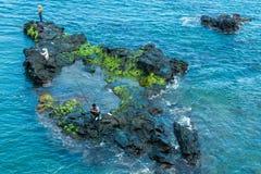 Senggigi (Lombok), Indonesia royalty free stock photos