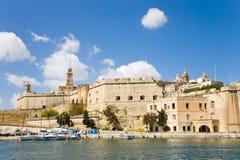 Senglea, Malta Royalty Free Stock Photo