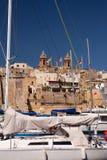 Senglea, Malta Stock Images