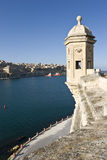 Senglea's Gardjola Royalty Free Stock Photo