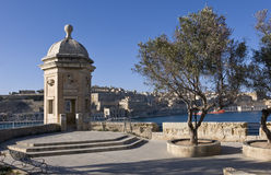 Senglea's Gardjola Royalty Free Stock Images