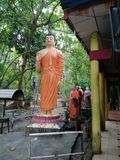 Senhor Buddha foto de stock royalty free