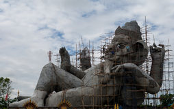 Senhor de Ganesha do sucesso Fotografia de Stock