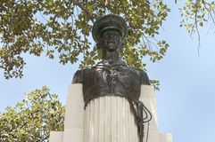 Senhor JJ Talbot Hobbs Memorial - Perth - Austrália Imagens de Stock Royalty Free