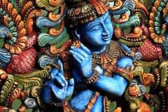 Senhor Krishna Foto de Stock