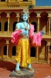 Senhor Krishna Foto de Stock Royalty Free