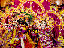Senhor Krishna Fotos de Stock