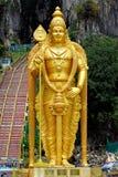 Senhor Murugan Estátua Imagem de Stock