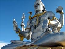 Senhor Shiva Ídolo Fotos de Stock Royalty Free