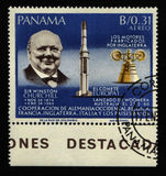 Senhor Winston Churchill Imagens de Stock Royalty Free