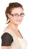 Senhora #102 do negócio Fotos de Stock