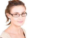 Senhora #103 do negócio Imagens de Stock