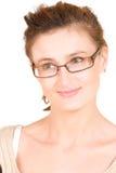 Senhora #99 do negócio Foto de Stock