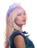 Senhora bonita e à moda Imagem de Stock Royalty Free