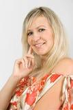 Senhora Charming Foto de Stock