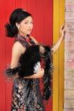 Senhora chinesa Fotos de Stock