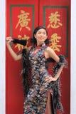 Senhora chinesa Fotos de Stock Royalty Free
