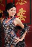 Senhora chinesa Foto de Stock