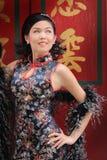 Senhora chinesa Imagens de Stock