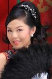 Senhora chinesa Imagem de Stock