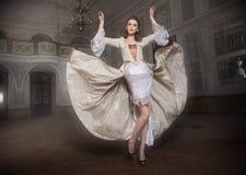 senhora da beleza Imagem de Stock Royalty Free