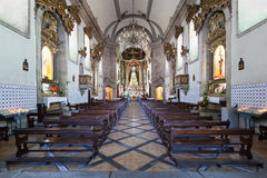 Senhora Da Consolacao Church Royalty Free Stock Image