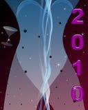 Senhora de 2010 partidos Ilustração Stock