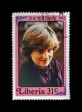 Senhora Diana, princesa Of Wales, cerca de 1982, Foto de Stock