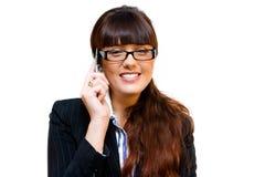 Senhora do negócio Imagens de Stock