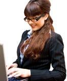 Senhora do negócio Fotos de Stock
