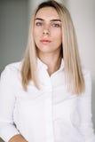 Senhora #37 do negócio Fotos de Stock