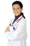 Senhora doutor Imagens de Stock