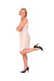 Senhora elegante madura Imagem de Stock Royalty Free
