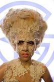 Senhora Gaga Foto de Stock
