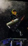 Senhora Gaga Vida fevereiro 28 2011 Imagem de Stock