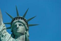Senhora Liberty Fotos de Stock
