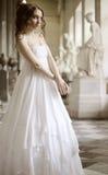 Senhora nova do victorian fotos de stock royalty free