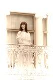 Senhora nova do victorian Fotografia de Stock