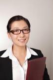 Senhora profissional do escritório Imagens de Stock